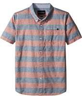 Rip Curl Kids - El Tule Short Sleeve Shirt (Big Kids)