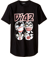 Dsquared2 Kids - Graphic Tee (Big Kids)