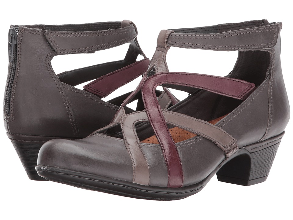 Rockport Cobb Hill Collection Cobb Hill Adrina (Grey) Women