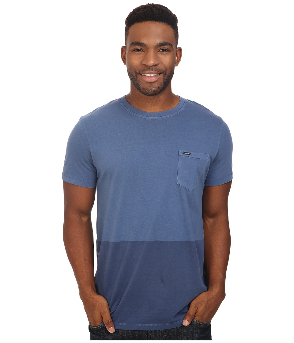 Volcom - Grant Crew (Smokey Blue) Men