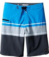 Rip Curl Kids - Mirage Offset Boardshorts (Big Kids)
