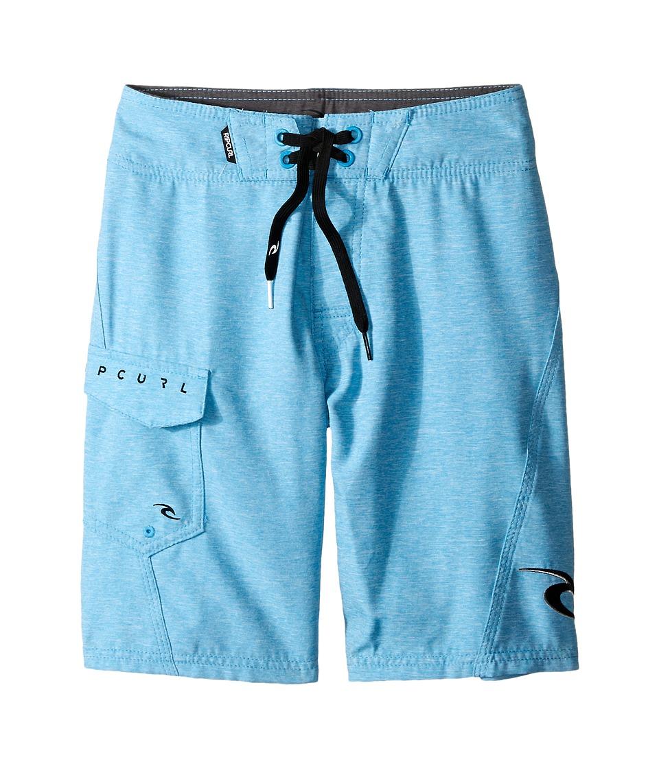 Rip Curl Kids Dawn Patrol Boardshorts Big Kids Blue Boys Swimwear