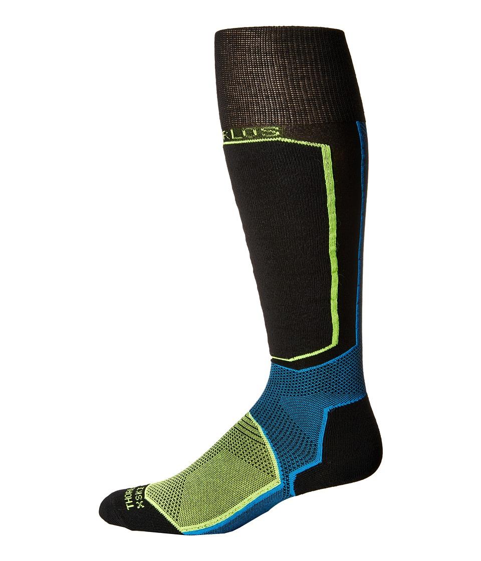 Thorlo XSKI Custom Fit Ski (Charged Raven) Knee High Sock...