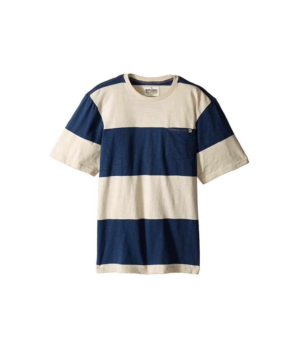 Rip Curl Kids Dirty Bird Crew Big Kids Navy Boys Clothing