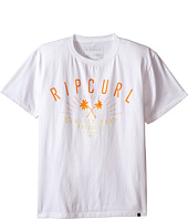 Rip Curl Kids - Surf City Heather Tee (Big Kids)