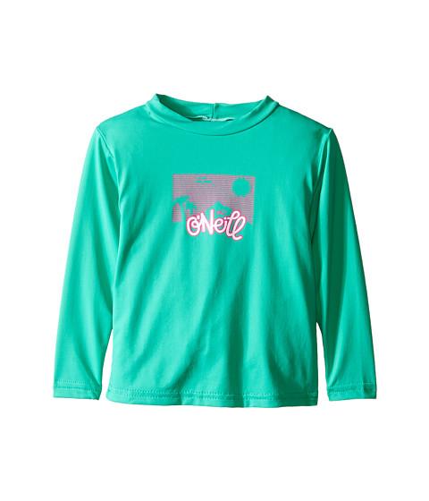 O'Neill Kids Skins Long Sleeve Rash Tee (Infant/Toddler/Little Kids)