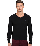 Original Penguin - P55 100% Lambswool V-Neck Sweater