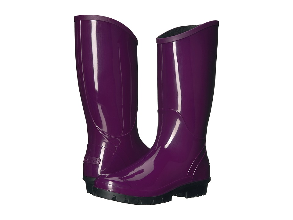 Columbia Rainey Tall (Dark Raspberry/Pebble) Women