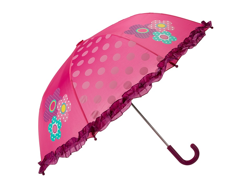 Western Chief Kids - Flower Cutie Umbrella (Pink) Umbrella