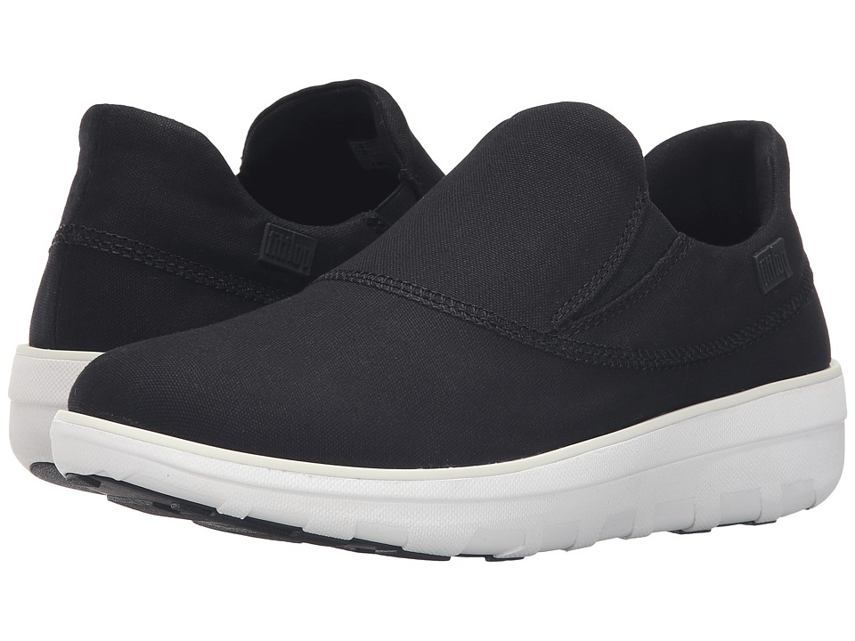 FitFlop Loaff Sporty Slip-On (Black) Women