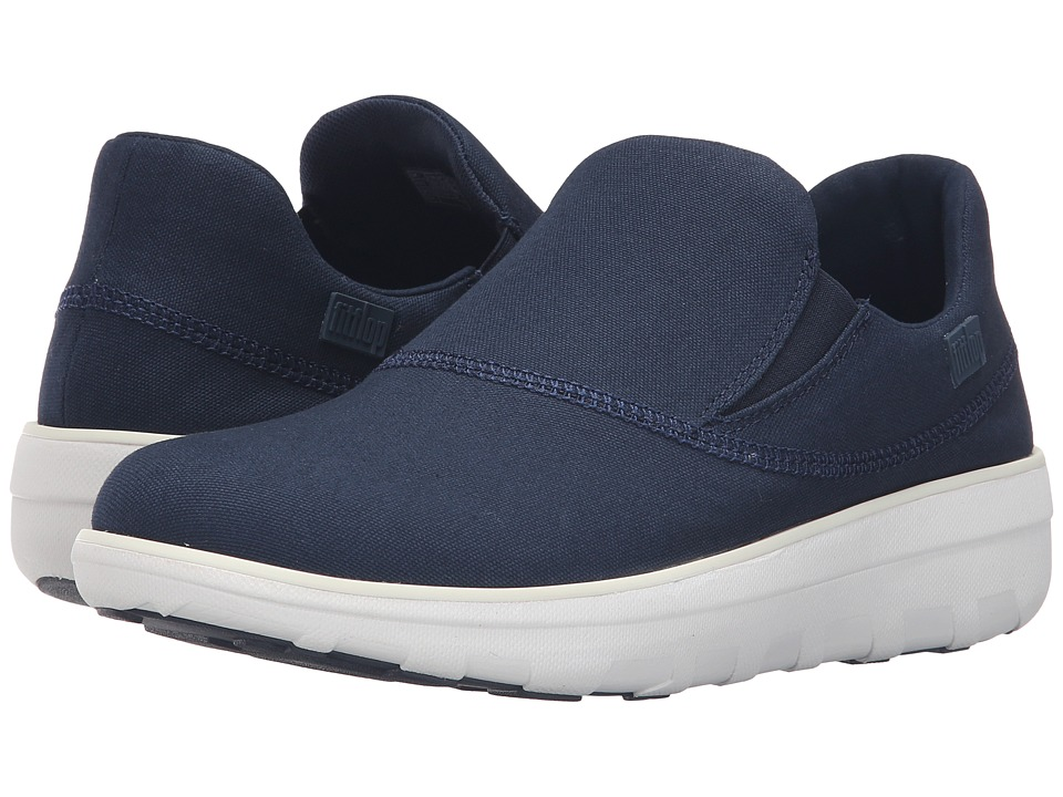 FitFlop Loaff Sporty Slip-On (Supernavy) Women