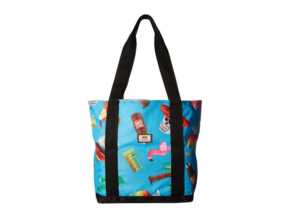 Vans - Carmel Cooler Tote (El Guapo) Tote Handbags