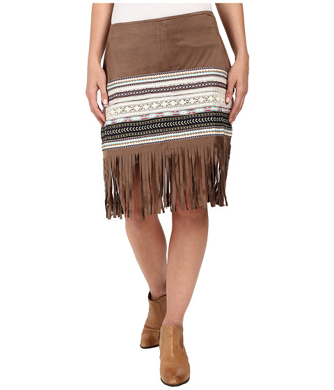 Scully Maude Fringe Skirt