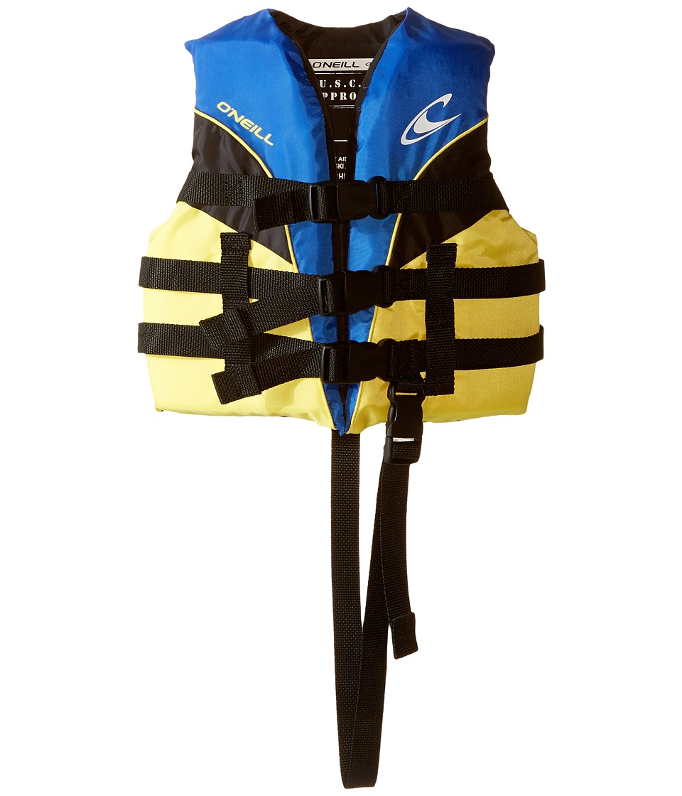 O'Neill Kids - Child Superlite USCG Vest (Pacific/Yellow/...