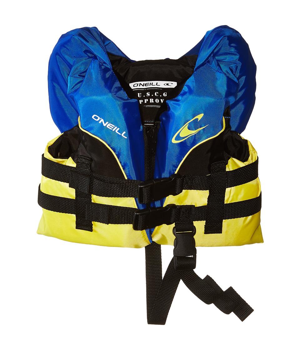 O'Neill Kids - Infant Superlite USCG Vest (Pacific/Yellow...
