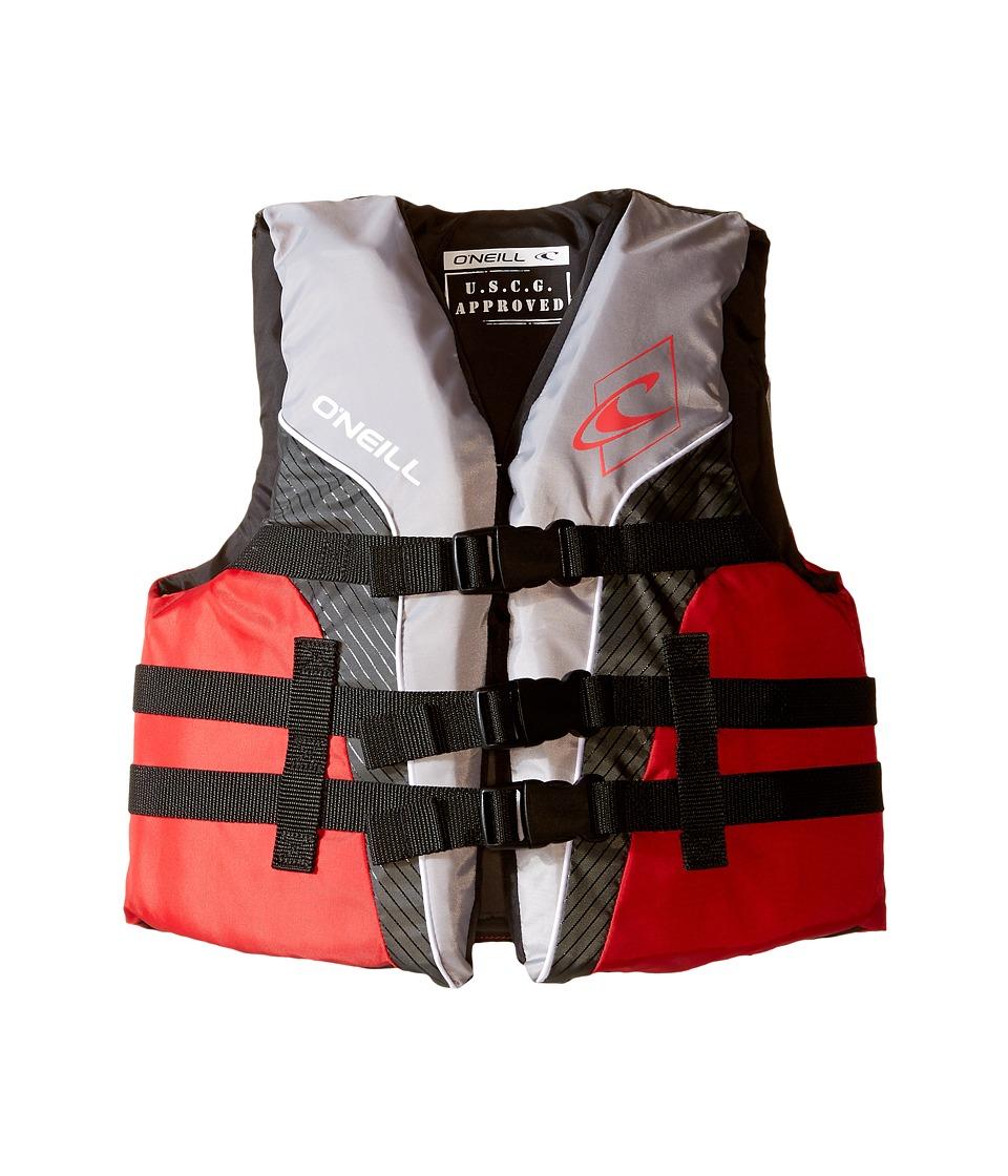 O'Neill Kids - Youth Superlite USCG Vest (Smoke/Graphite/...