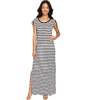 MICHAEL Michael Kors - Pindo Stretch Ruched Maxi