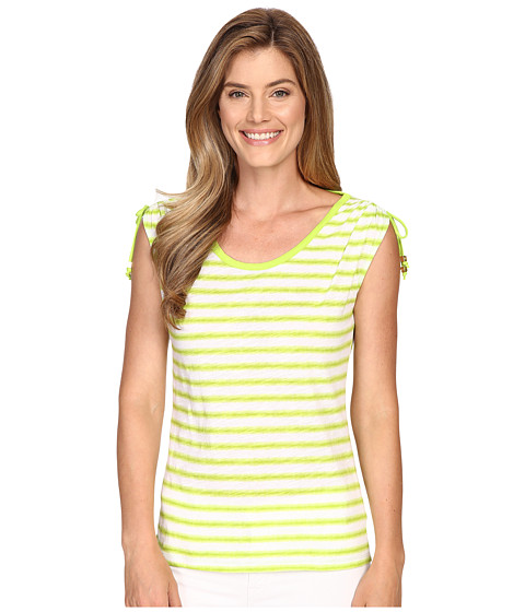 MICHAEL Michael Kors Pindo Stretch Ruched Top