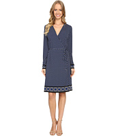 MICHAEL Michael Kors - Alston Border Wrap Dress