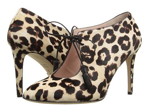 Kate Spade New York Davie - Blush/Brown Leopard Haircalf Print