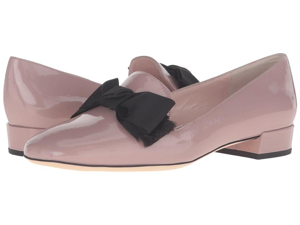 Kate Spade New York - Gino (Rose Quartz Crinkle Patent/Black) Women