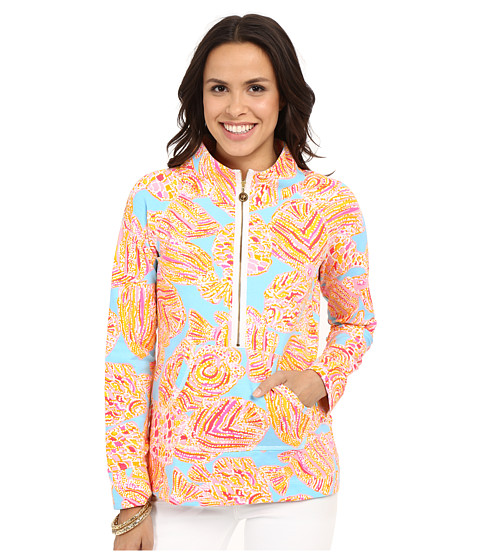 Lilly Pulitzer Skipper Popover Printed