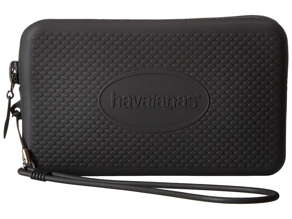 Havaianas Mini Bag Black Wallet
