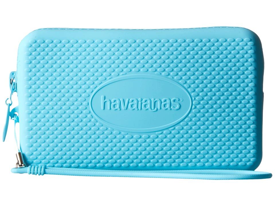 Havaianas Mini Bag Blue Wallet