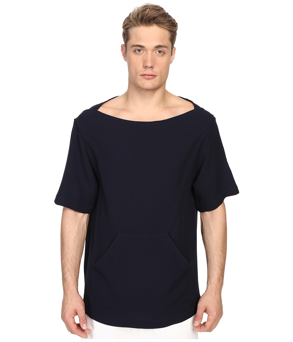 Mohsin Salvador Top Navy Mens T Shirt
