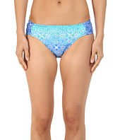 La Blanca - Tile We Meet Again Side Shirred Hipster Bottom
