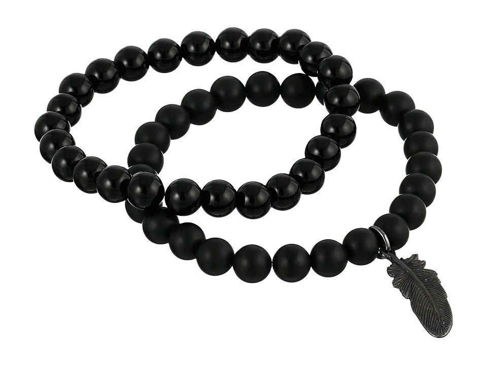 Dee Berkley Flight Bracelet Black Bracelet