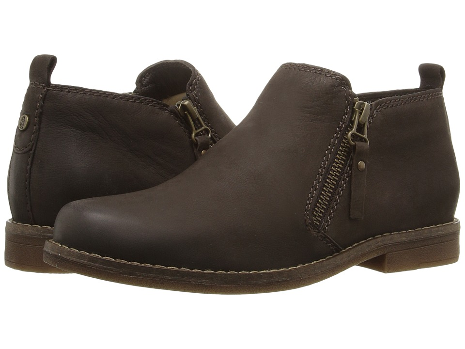 Hush Puppies Mazin Cayto (Dark Brown Nubuck)