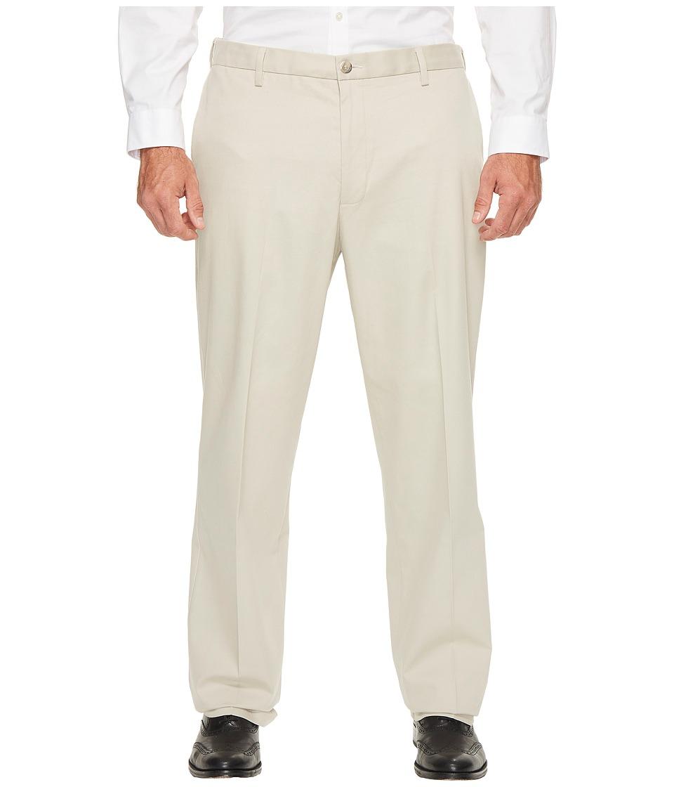 Dockers - Big Tall Signature Khaki D3 Classic Fit Flat Front (Cloud X Stretch) Mens Casual Pants