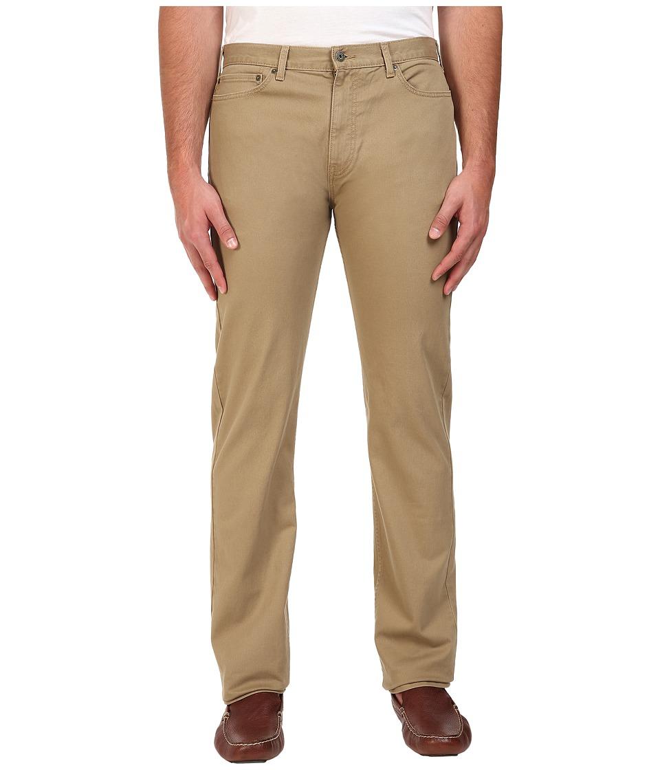 Dockers - Big Tall Five-Pocket in New British Khaki (New British Khaki) Mens Jeans