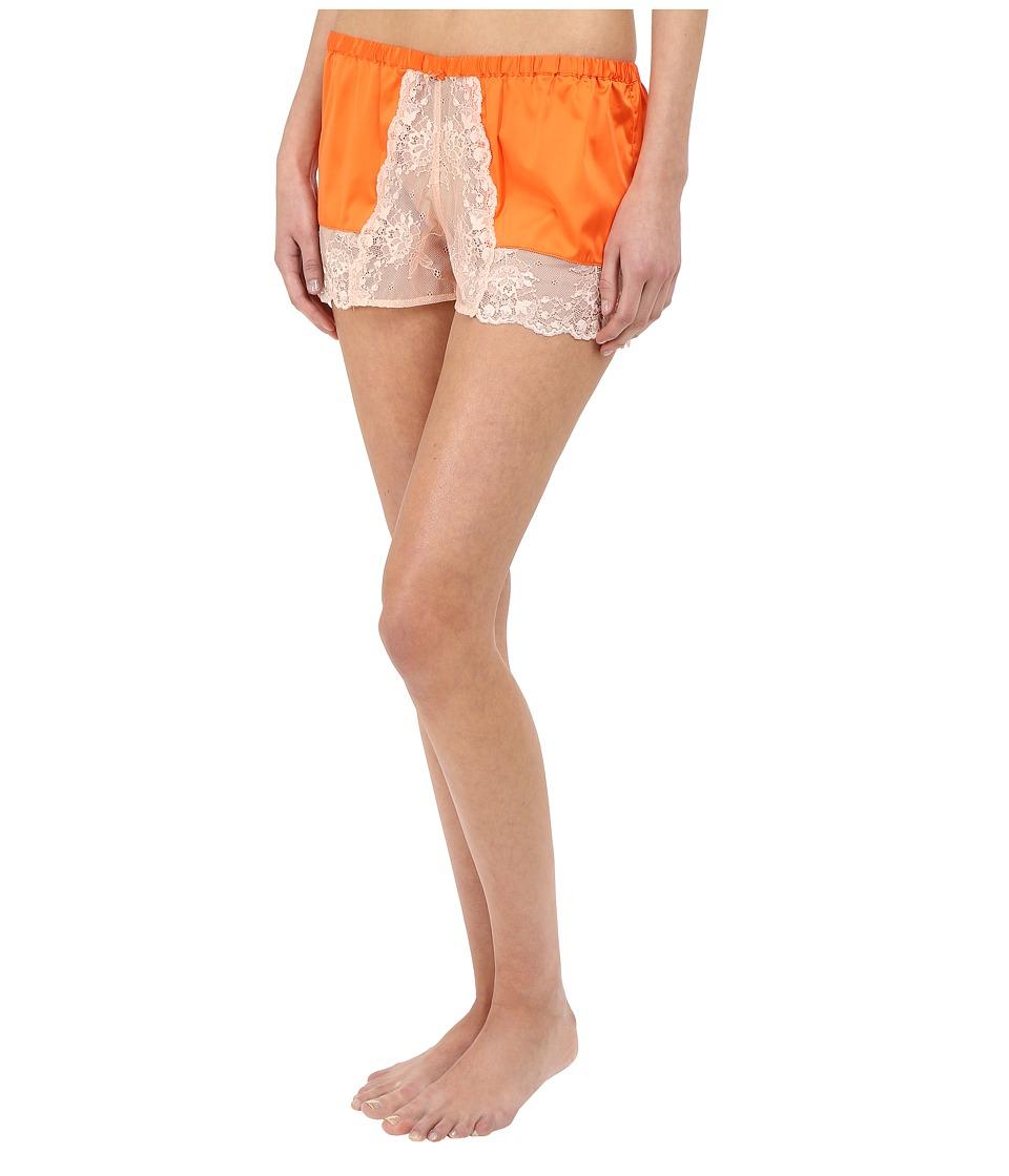 Emporio Armani - Sexy Fancy Pop Satin Shorts