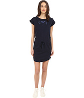 Emporio Armani - Visability Fleece Short Dress