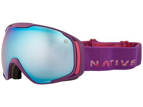 Native Eyewear Upslope - Purple Totem/Pink/Blue Reflex
