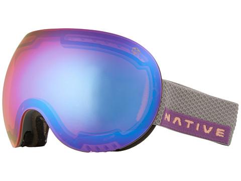 Native Eyewear Backbowl - Dark Rip/Pink/Blue Reflex