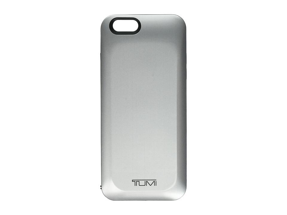 Tumi 3000 mAh Battery Case for iPhone 6 Aluminum Wallet