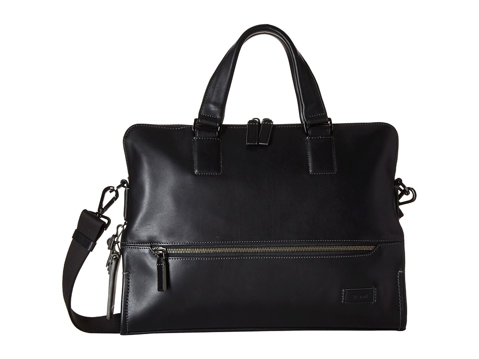 Tumi - Harrison - Taylor Portfolio Brief (Black) Briefcase Bags