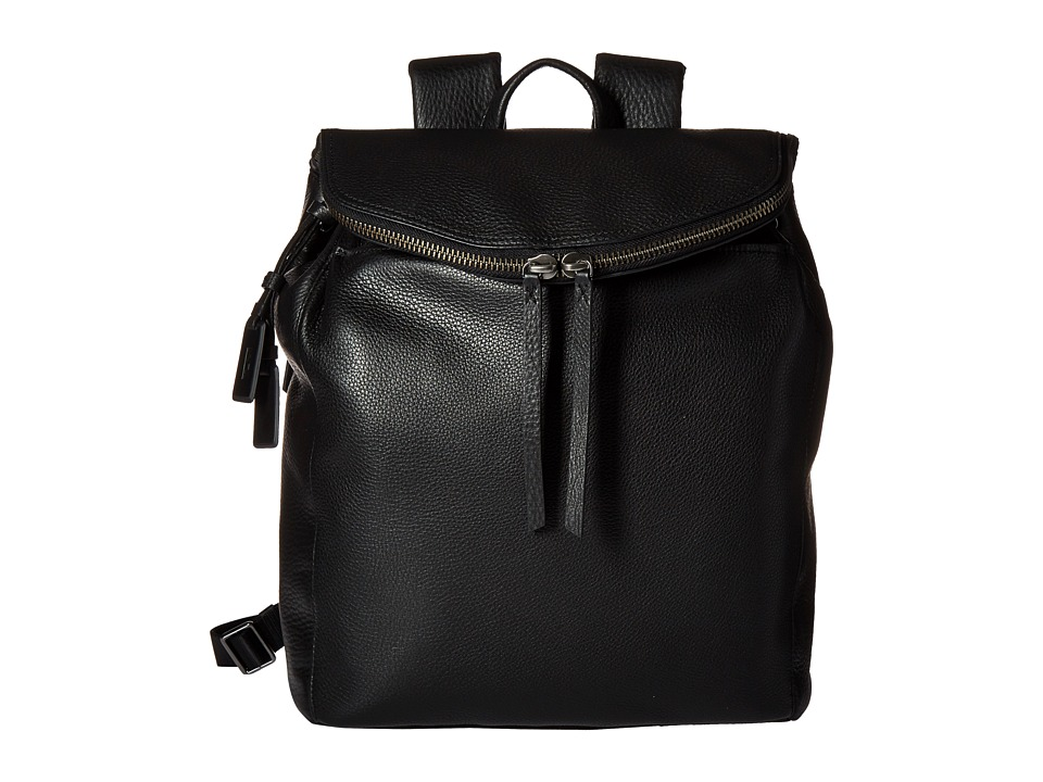 Tumi - Noho Mercer Drawstring Backpack (Black) Backpack Bags