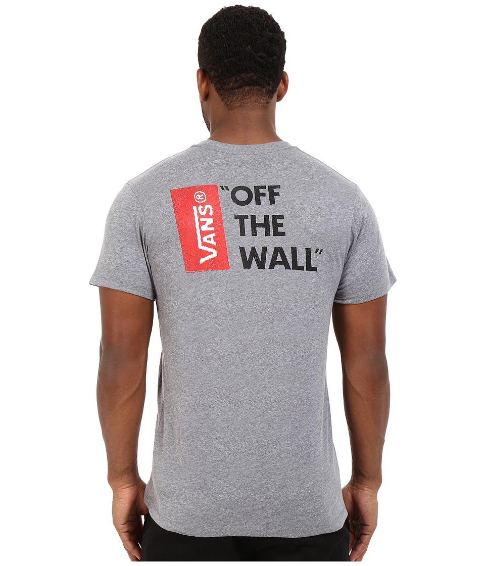 Vans - Vans Off The Wall III (Heather Grey) Men