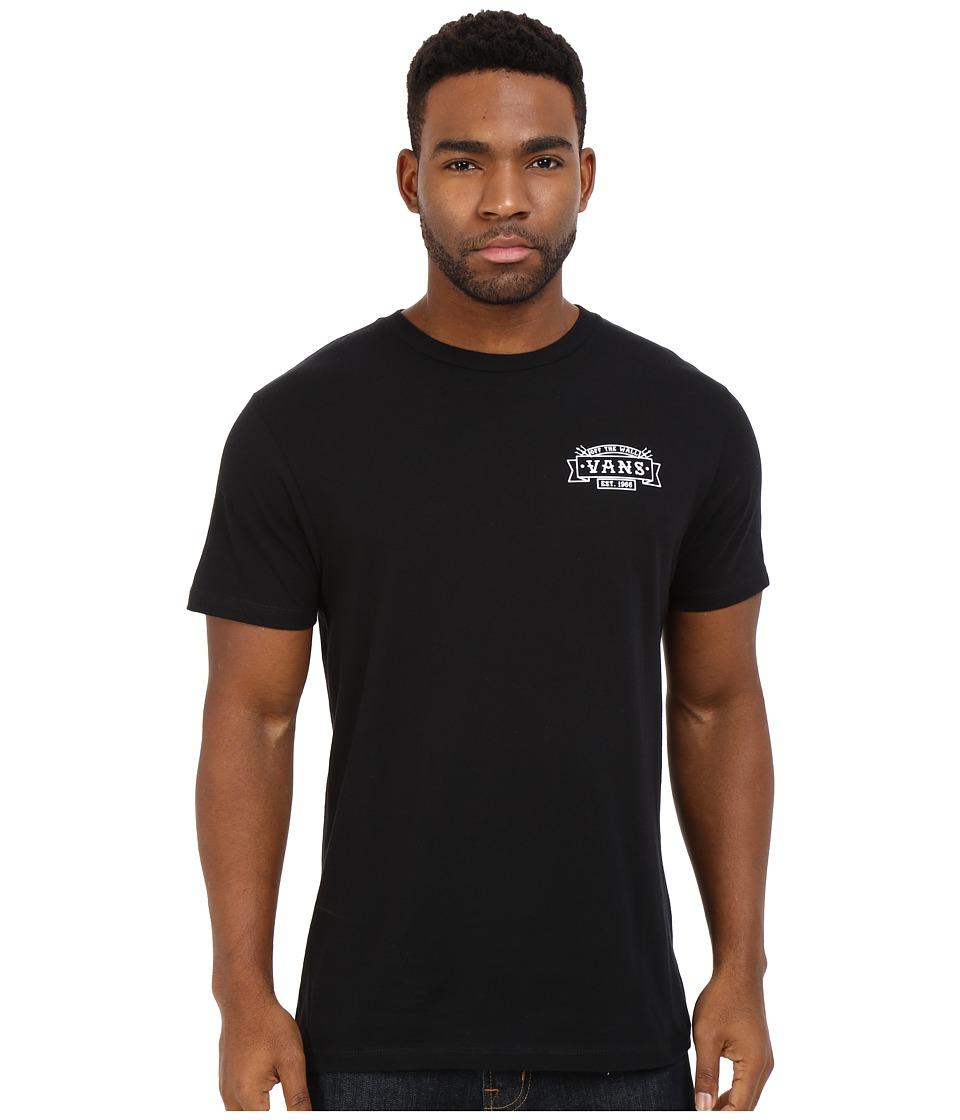 Vans - Tritons Up (Black) Men