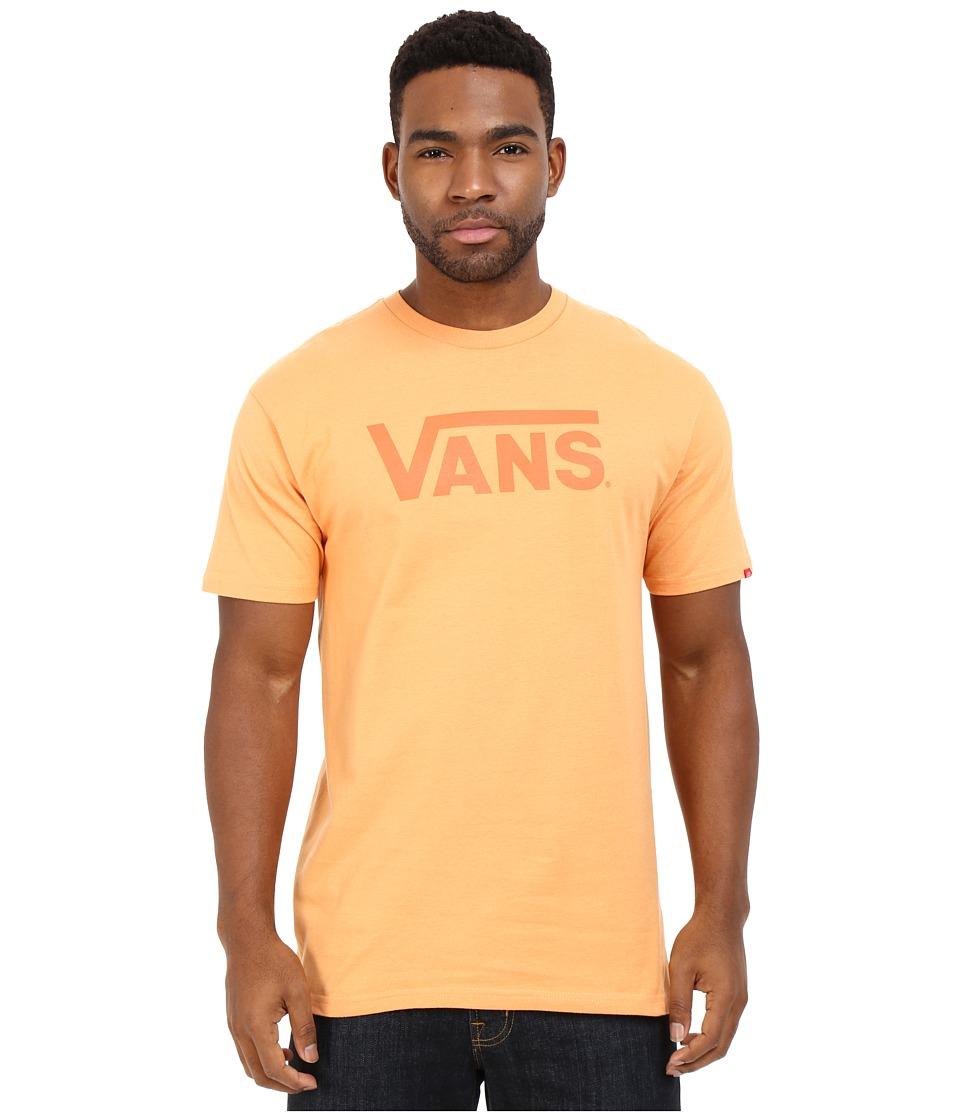 Vans - Vans Classic Tee (Faded Orange/Nasturtium) Men