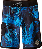 Vans Kids - Mixed Scallop Boardshorts (Little Kids/Big Kids)