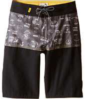Vans Kids - Middles Boardshorts (Little Kids/Big Kids)
