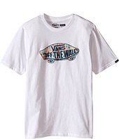 Vans Kids - OTW Logo Fill T-Shirt (Big Kids)