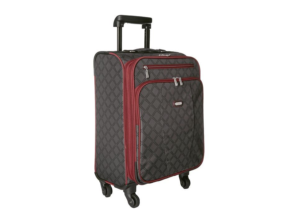 Baggallini Getaway Roller (Charcoal Link) Pullman Luggage