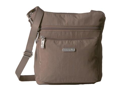 Baggallini Pocket Crossbody Bag with RFID Wristlet - Portobello