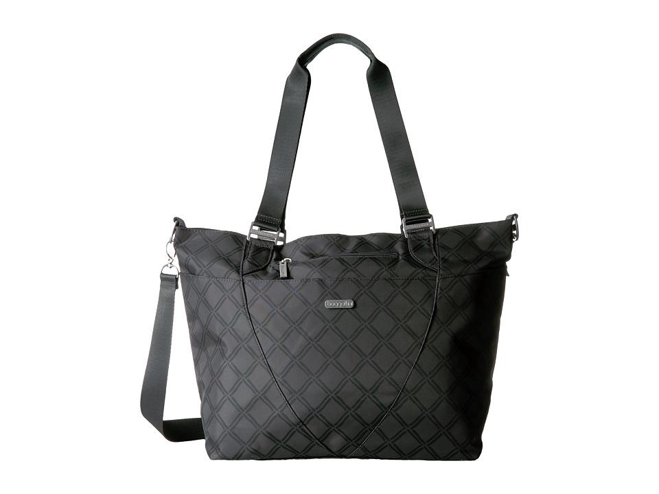Baggallini Avenue Tote (Charcoal Link) Tote Handbags